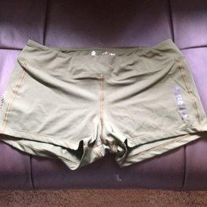 Virus Compression Shorts